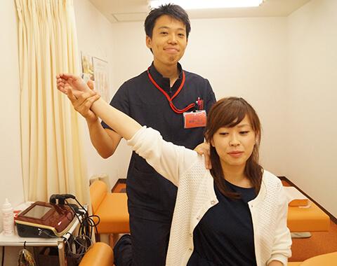 まいれ式肩こり治療