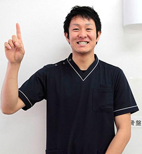 わいわい整体・整骨院小川純平先生